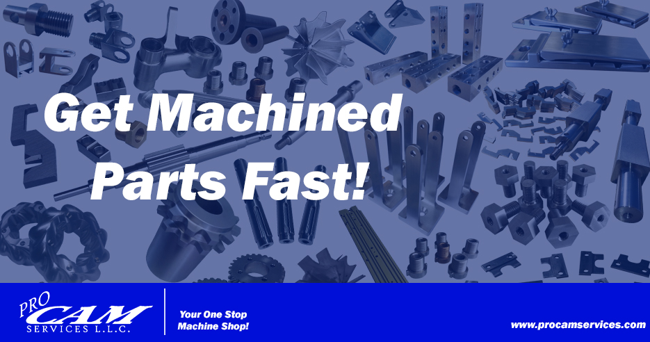 One Stop Machine Shop!